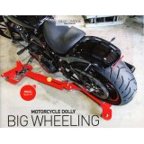 Motorcycle Dolly - Cruiser Bike Dolly TLMD-B